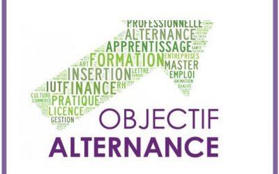 Objectif Alternance le 22 mai à Douai !