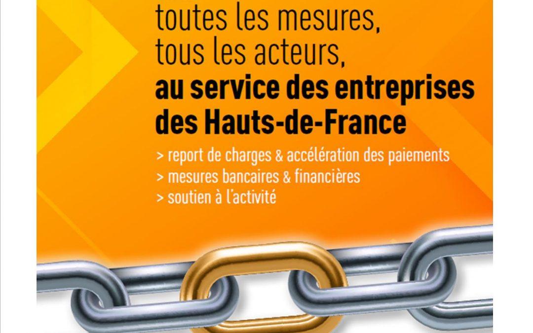 COVID-19 : Toutes les mesures au service des entreprises.