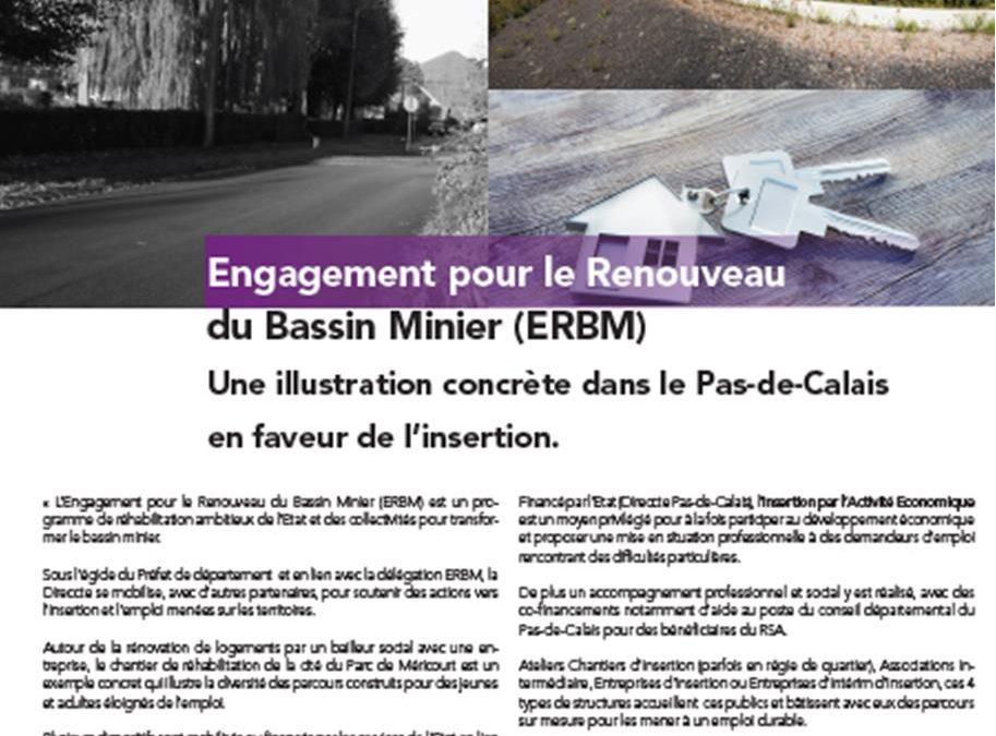 ERBM : une illustration concrète en faveur de l'insertion
