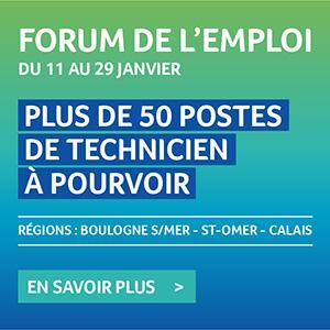 Popup forum emploi